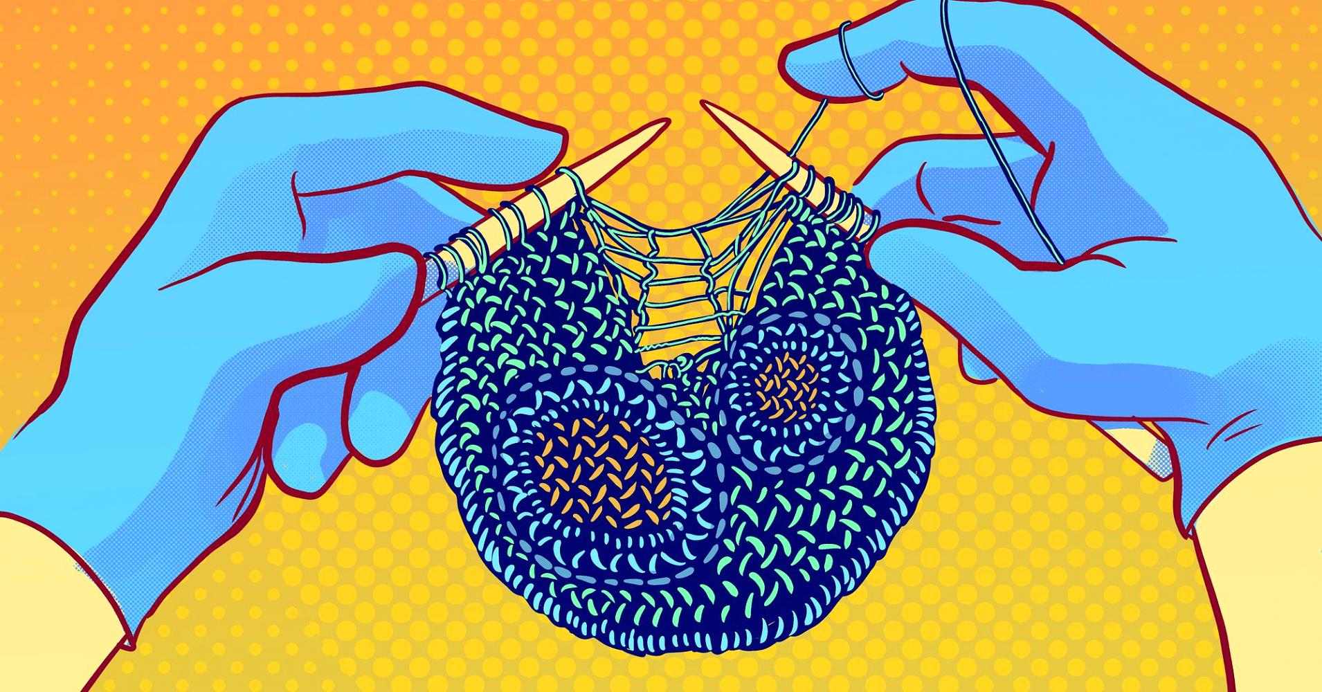 Crafting organisms | Illustration by George Kavallines for CNBC